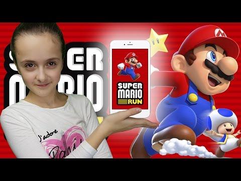 Обзор на Super Mario Run игру которую мы очень ждали.