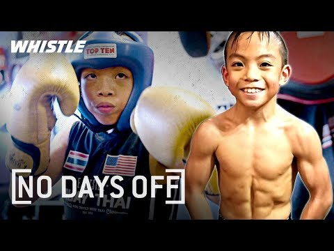 10-Year-Old STRONGEST Fighting Prodigy