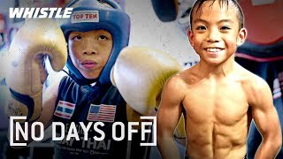 10-Year-Old STRONGEST Fighting Prodigy Video