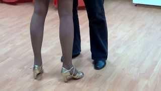 Первые шаги в танго