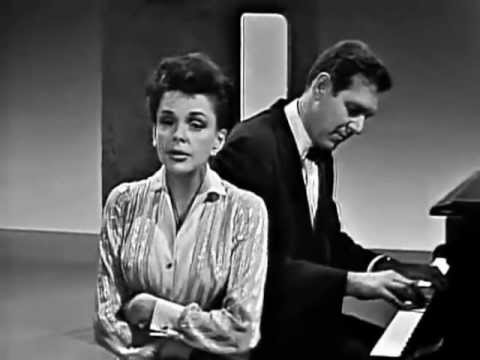 JUDY GARLAND: 'JUST IN TIME' WITH MORT LINDSEY. A DEFINITIVE VERSION.