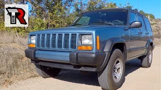 Jeep Cherokee - Project XJ Overland - Introduction