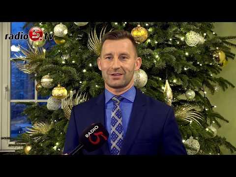 Świąteczne życzenia prezydenta Ełku | Radio 5
