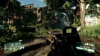 Crysis 3 Gameplay: Very High Setting - 1440p