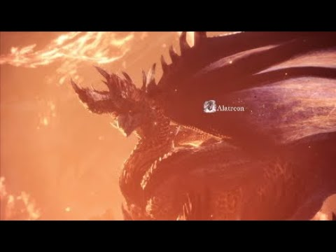 Monster Hunter World: 75th Alatreon Attempt |