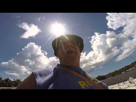 MANNY SKYWATCH EAST HYGROSCOPIC CLOUDS AND THE SQUARE SUN IN PALAWAN SABANG PHILIPPINES GOPR0409