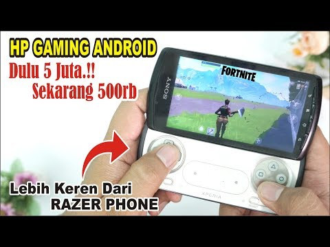 Cuma 500rb.!! Unboxing HP GAMING ANDROID LEGENDARIS.!! #TESTGAME