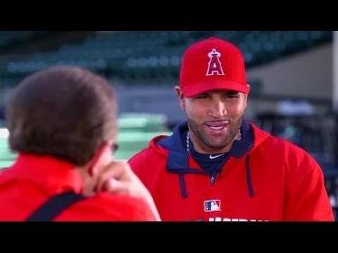 Mike Trout Is The Best Player In The Game | Albert Pujols | Larry King Now - Ora TV