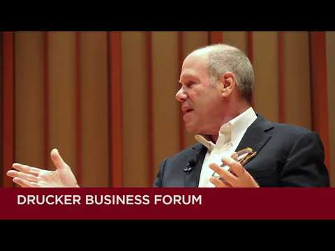 Michael Eisner in conversation with Keith Ferrazzi