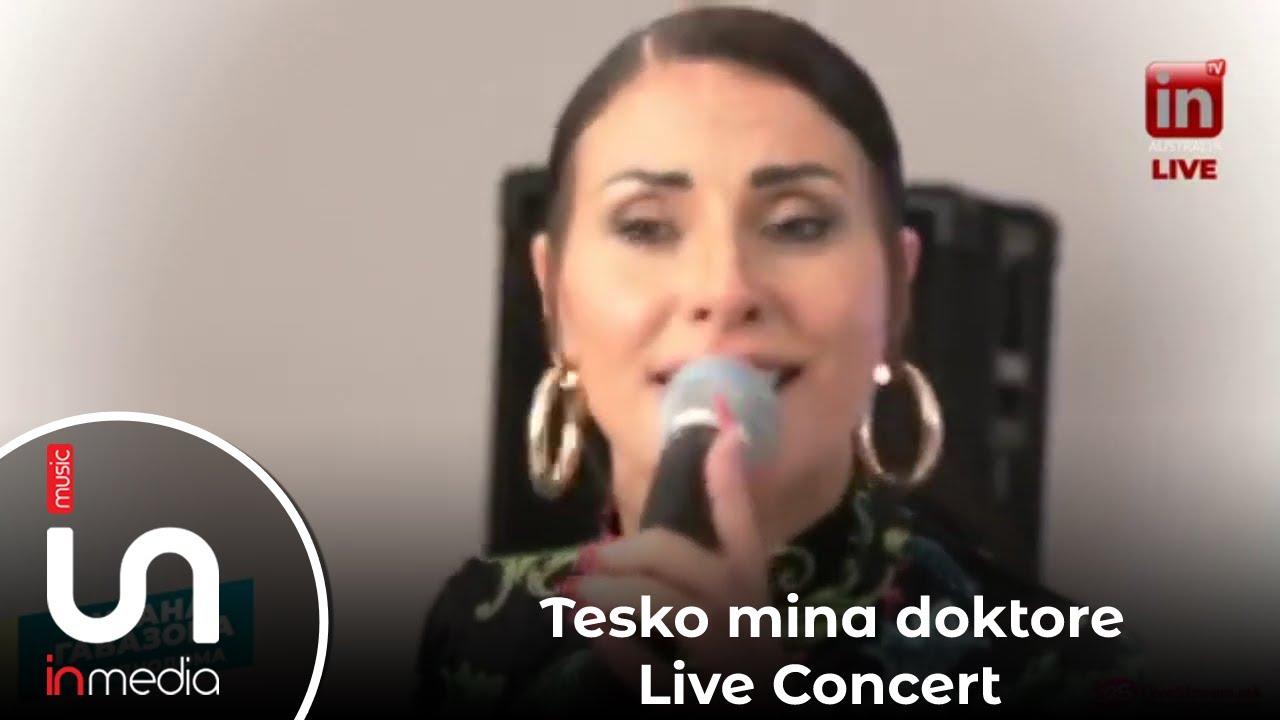 Suzana Gavazova - Tesko mina doktore (Live Concert)