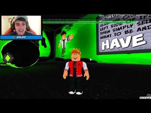 OMNITRIX DE MENINO vs OMNITRIX DE MENINA NO ROBLOX ! (Ben 10)