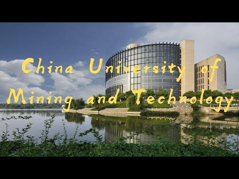 China University Of Mining And Technology (Aerial) 中国矿业大学