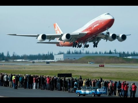 Megafactories - Boeing 747-8 - National Geographic HD [German/Deutsch]