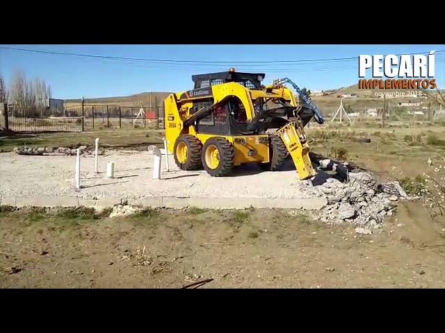 Martillo Hidraulico OSA | Noviembre 2018