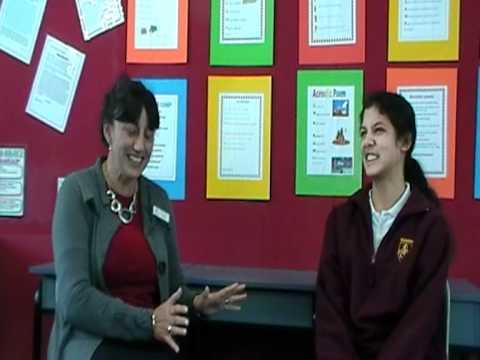 """Te Wiki O Te Reo Maori"" - Interview with our Principal, Mrs Barham"