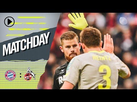 Matchday: FC Bayern München – 1. FC Köln