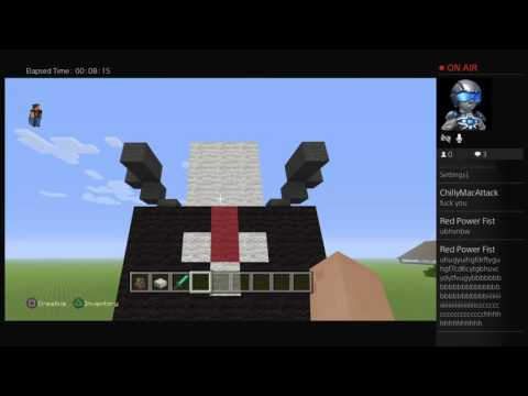 Minecraft-Welcome to my building world
