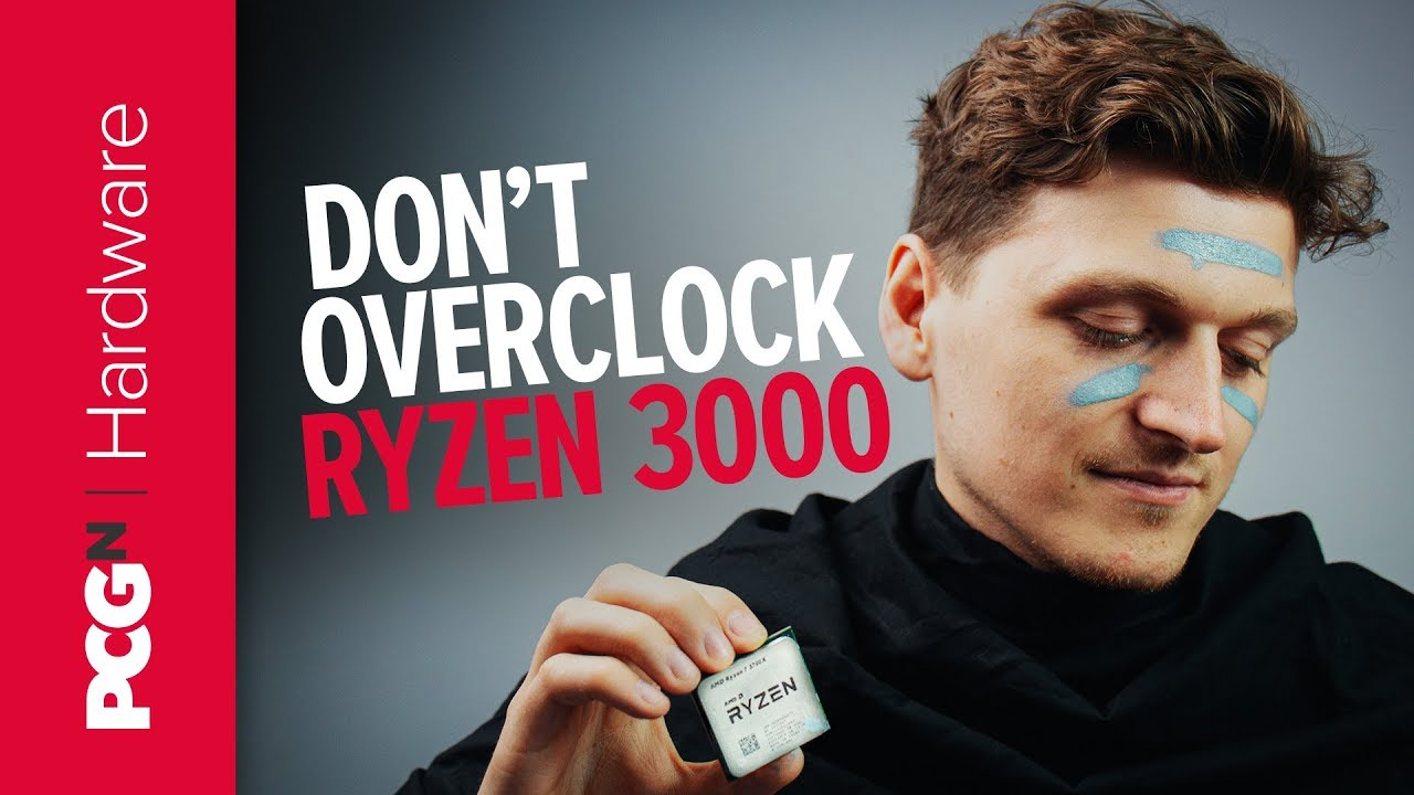 AMD Ryzen 3000 overclocking and why you shouldn't bother