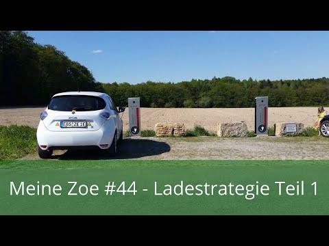 Meine Zoe #44 - Ladestrategie Teil 1