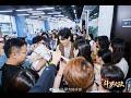 "【阿云嘎/Ayanga】阅文 《新斗罗大陆》兄弟节 ""扫楼""   Ayanga's  visit to China Literature Limited 20210602"