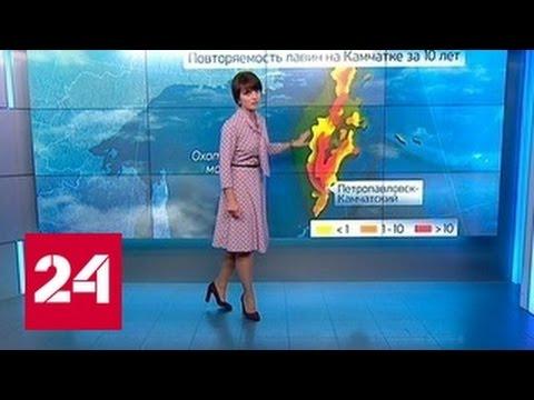 """""""Погода 24"""": Бурятия в снегу"""