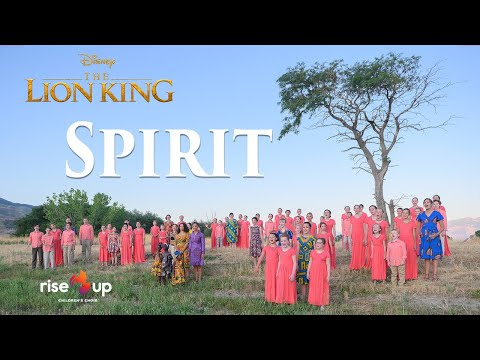 "Beyoncé – SPIRIT (From Disney's ""The Lion King"") Cover by Rise Up Children's Choir"