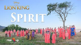 "Beyoncé - SPIRIT (From Disney's ""The Lion King"") Cover by Rise Up Children's Choir"