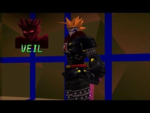 Battle Arena Toshinden 3 - Veil playthrough