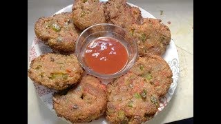 Bread tikki || try this tasty and quick recipe || bread recipe