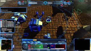 2013 Xmas Tournament - Round 2: CyberneticPony(C) vs Shalkka(C&G) - Achron