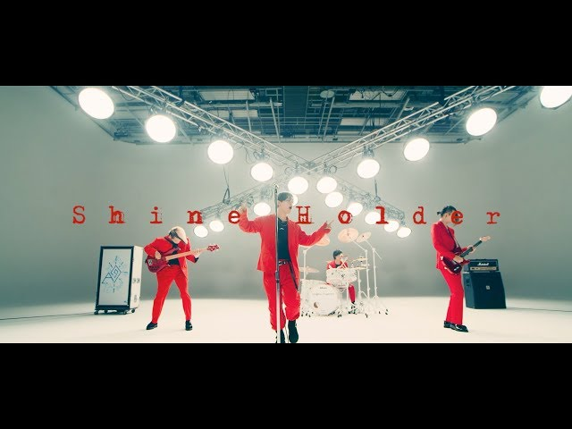 THE ORAL CIGARETTES「Shine Holder」Music Video