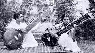 Annapurna Devi+RaviShankar (Duet perform)