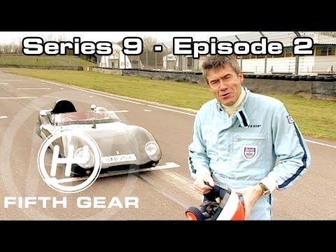 Fifth Gear: Series 9 Episode 2