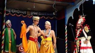 Yakshagana -- Mahakali Maghadendra - 4