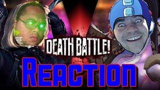 Black Widow VS Widowmaker (Marvel VS Overwatch) | DEATH BATTLE! reaction