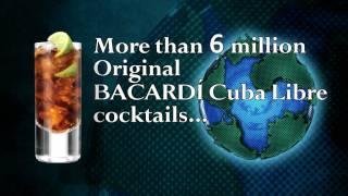 "BACARDI - The World's Favorite Rum ""Fun Facts"""
