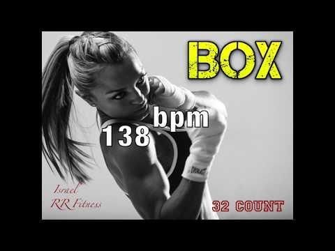 CardioBoxingAerobicJumpRunningWorkout Music Mix #14 138 bpm 32Count 2017 Israel RR Fitness