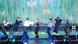 161022_24th 2016 lotte duty free family festival concert nct 127_once again 여름 방학