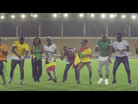 Molare, Toofan, Eddy Kenzo, Singuila, Arielle T, Wizboyy – Hola, Hola (2015 African Nations Cup Anthem)