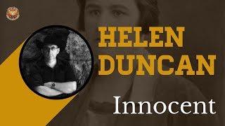 Helen Duncan Physical Medium and Martyr For Spiritualism