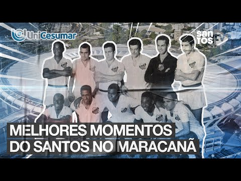 QUAL O MOMENTO MAIS MARCANTE DO #SANTOS NO MARACANÃ? | TOP UNICESUMAR 28