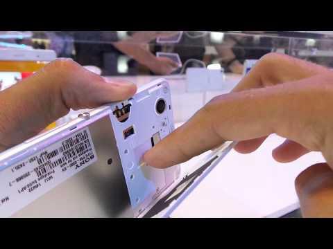 Sony Xperia E3 bemutató videó