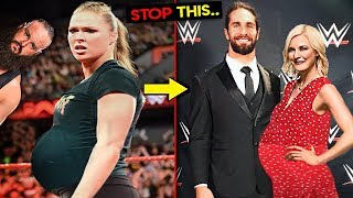 'Seth Rollins Got Renee Young Pregnant!' (WORST WWE VIDEOS)