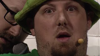 Andrew on Rooster Teeth Hosts YouTube Live at E3 2015 Day 2