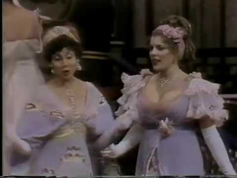 Beverly Sills, Kitty Carlisle, Carol Burnett--Die Fledermaus, 1981 Gala