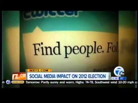Social Media Impact on 2012 Presidential Election