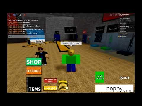 Baldi S Basics Roblox All Codes Youtube