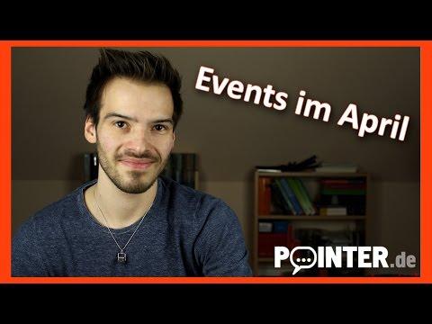 Patrick vloggt - Das erwartet euch im April!
