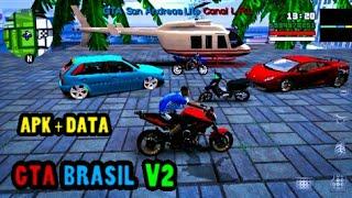 Baixar GTA BRASIL v2 Lite para Android (575MB) com Mod Cleo Completo (sem extrair )
