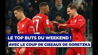 VIDEO: Le top buts du week-end avec la Bundesliga à l'honneur !